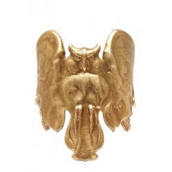Bronze Owl Bracelet