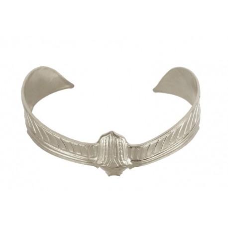 Bracelet Scarabé Argenté