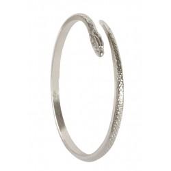 Bracelet Serpent Argenté