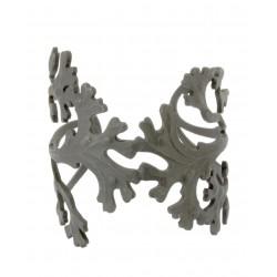Bracelet Algues Noir