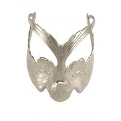 Silvery Swallow Bracelet