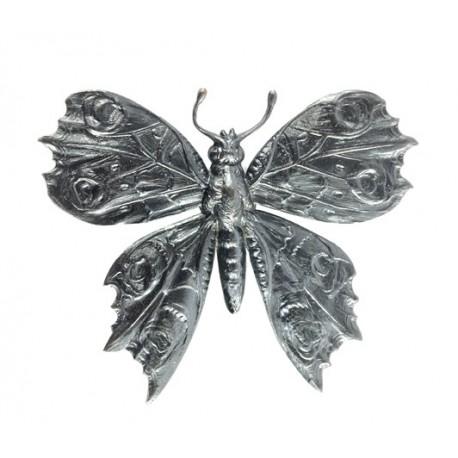 Broche Grande Papillon Canon De Fusil